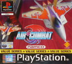 Air Combat (Sony PlayStation 1, 2001)