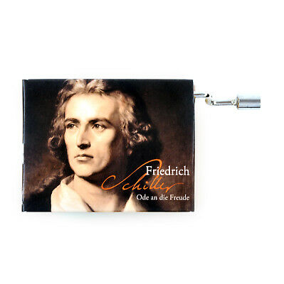 "Arte Carillon - Frederich Schiller "" Ode An Die Freude "" / Beethoven "" Canzone D"