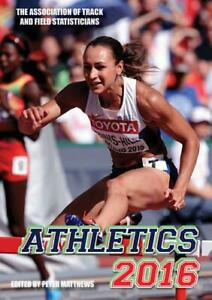 Athletics-2016-The-Track-amp-Field-Annual-2016-by-NEW-Book-FREE-amp-FAST-Deliver