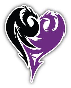 Maleficent Cartoon Sticker Bumper Decal /'/'SIZES/'/'
