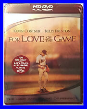 @@@ For Love of the Game (1999) HDDVD HD-DVD NEU Kevin Costner