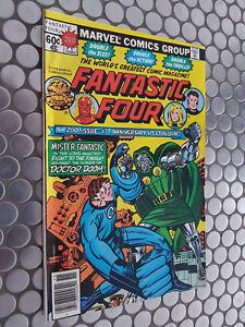 Marvel Fantastic Four 200 Anniversary Issue Vs Doctor Doom Vf Great Value 71486024620 Ebay
