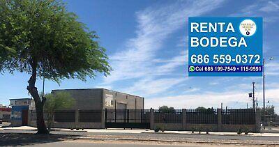 RENTA Bodega Comercial con oficina Sobre Manuel Gómez Morín Poniente, cerca Sunpower.