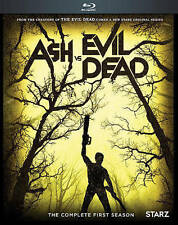 Ash vs Evil Dead: First Season 1 (Blu-ray Disc, 2016, 2-Disc Set)