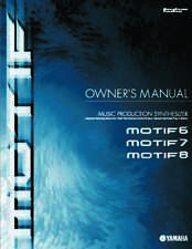 Yamaha Motif Xs 6 Xs 7 Xs 8 Synthesizer Service Manual Repair Guide For Sale Online Ebay