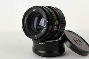 Helios-44-3-58mm-f-2-Helios-44-3-2-58-mm-m42-Objektiv-Sony-E-NEX-fuer-E-Mount