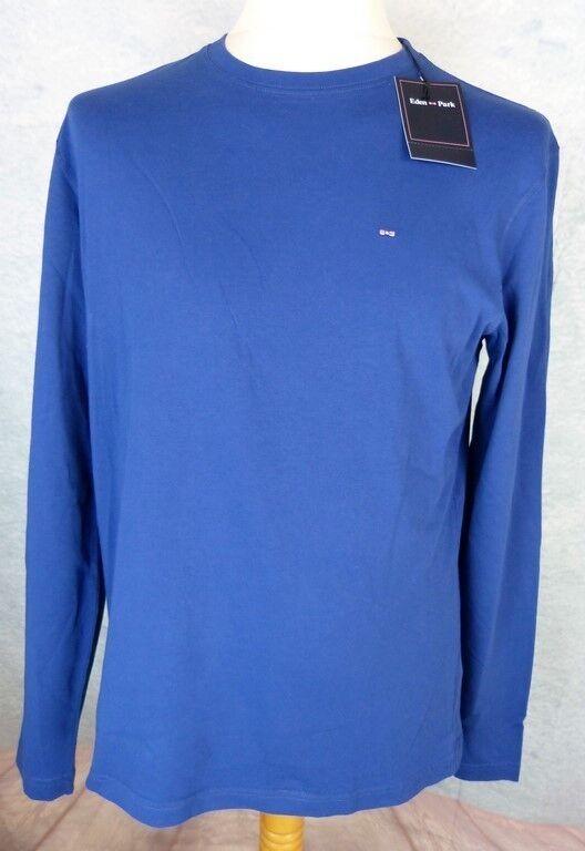 EDEN PARK Tee shirt Noeud Dos - Dimensione M L XL XXL 3XL 4XL 5XL - blu France