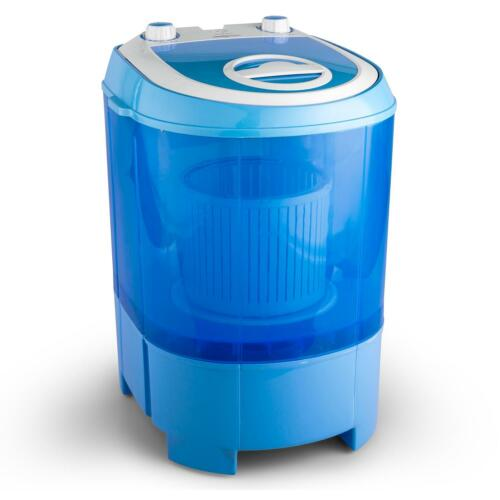 Washing Machine Spin Dryer Laundry Camping Motorhome Portable 2.8kg 180W Blue