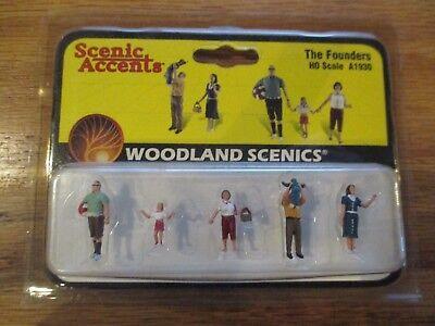 Woodland Scenics HO #1930   The Founders
