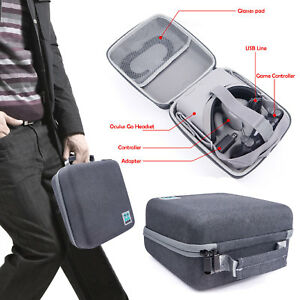 Carry Case Storage Bag Pouch Waterproof For Oculus Go VR