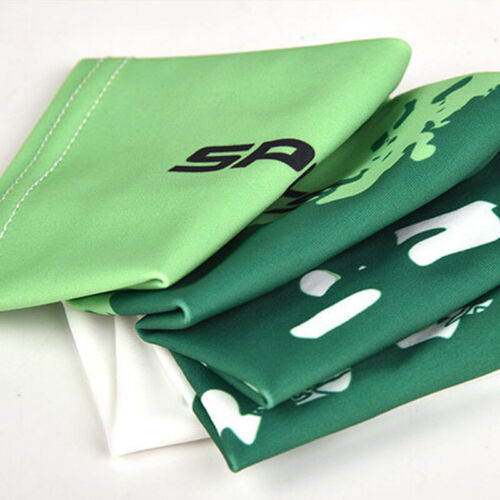 1Pair Women Men Cooling Arm Sleeves Cover UV Sun Protection Outdoor Sports Hot