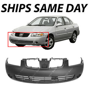 new primered - front bumper cover fascia for 2004 2005 2006 nissan