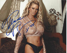 PORN STAR JENNA JAMESON SIGNED AUTHENTIC 8X10 PHOTO w/COA ADULT ACTRESS AVN
