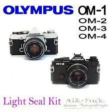Olympus OM1, OM2, OM3 & OM4 ~ Replacement Light Seal Kit ~ Precision Laser Cut
