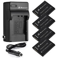 1400mAh LI-50B battery for Olympus SZ-31MR SZ-20 SZ-15 SZ-10 SP-810 UZ + Charger
