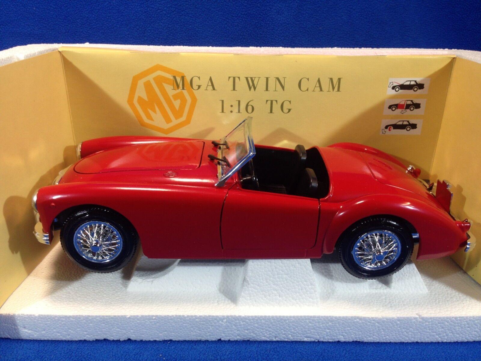 Tonka Tonka Tonka Polistil 1 16 MG 1959 MGA Twin Cam Diecast Model - New 6f198d