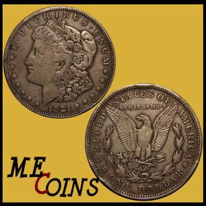 1921-Morgan-Silver-Dollars-90-Circulated-US-Coin-Lot-Choose-How-Many