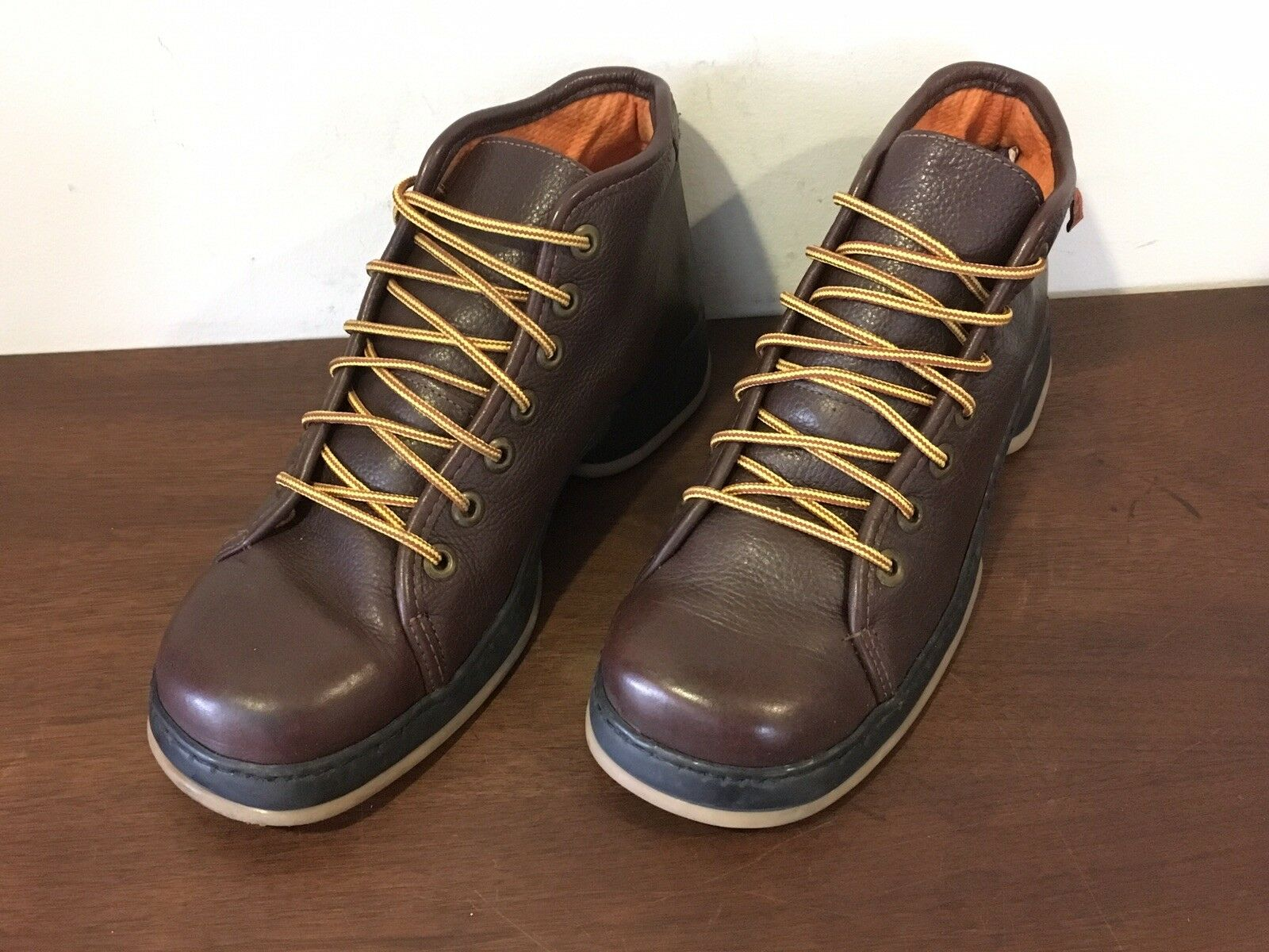 Mag Brown Women's Chukka Boots Sz. 41 Or 9.5