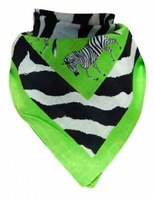Clever Bandana Halstuch Zebra
