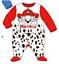 Baby-Boys-Girls-Character-100-Cotton-Sleepsuit-Babygrow-Pyjamas-Minnie-Mickey thumbnail 13