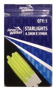 Jarvis Walker Starlights 4.5mm X 39mm Packung Mit 5 Stück Mild And Mellow Zubehör