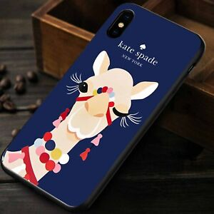 best website ae312 d7942 Details about Kate Spade Camel Applique Cover for iPhone 6s 6s+ 7 7+ 8 8  Plus X Samsung Cases