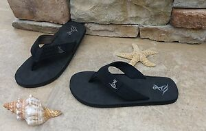 New  MEN'S Halieva Beach Sandals Flip Flop Comfortable Size 7-13..**616M**