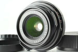Exc-5-Voigtlander-25mm-F4-Color-Skopar-Wide-Angle-For-Leica-M-From-JAPAN