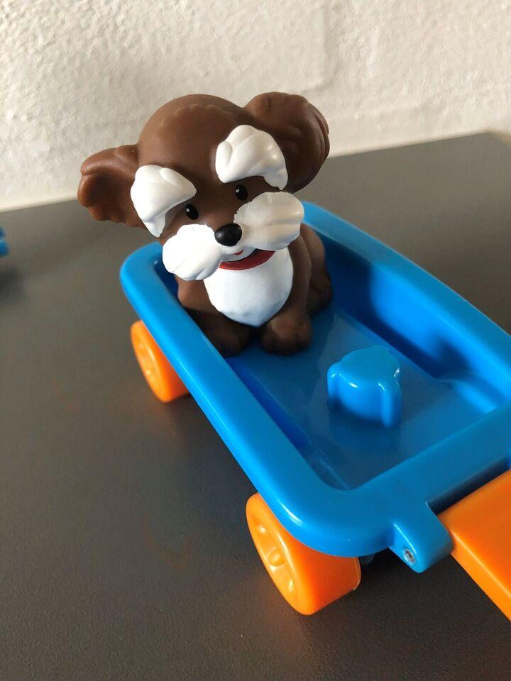 Andet legetøj, Little people, Fisher Price