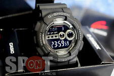 Casio G-Shock XL Ana Digi Black Men's Watch GD-100-1B  GD100 1B