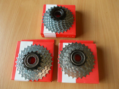 7 6 Sunrace Shimano Compatible Bike Cycle Bicycle Freewheel 5 Speed