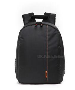 DSLR Backpack Camera Case Bag For Canon EOS 100D 1300D 700D 70D 750D 760D 7D