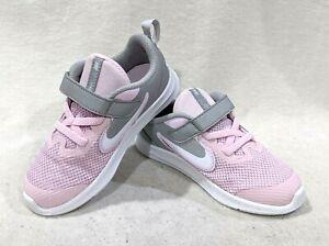 pulgada Buena voluntad Búsqueda  Nike Downshifter 9 (TDV) Espuma Rosa/Blanco Zapatos De Niño Niña-Talla 9/10C  NWB | eBay
