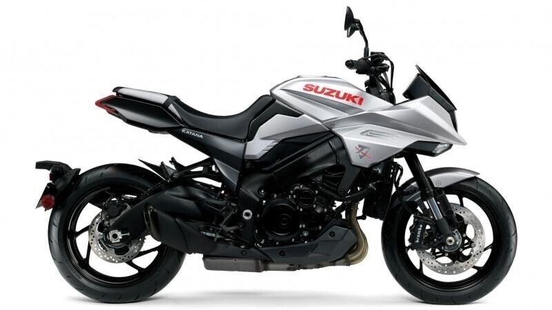 Suzuki, GSXS 1000 S Katana, ccm 999