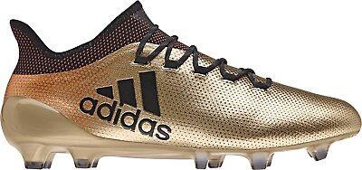 ADIDAS X 17.1 TERRA FERMA Da Uomo Scarpe da calcio Oro | eBay