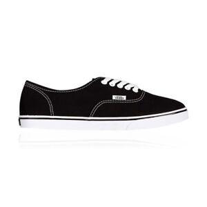 ad7b18b97a778f Vans Authentic Lo Pro Casual Shoes - Mens Womens Unisex - Black True ...
