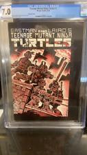 Teenage Mutant Ninja Turtles #1 2nd Print cgc 7.0 TMNT 1st Appearance Turtles!!