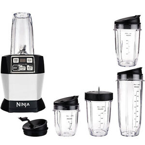 Nutri-Ninja-Auto-iQ-Pro-Complete-Counter-Blender-Silver-Certified-Refurbished