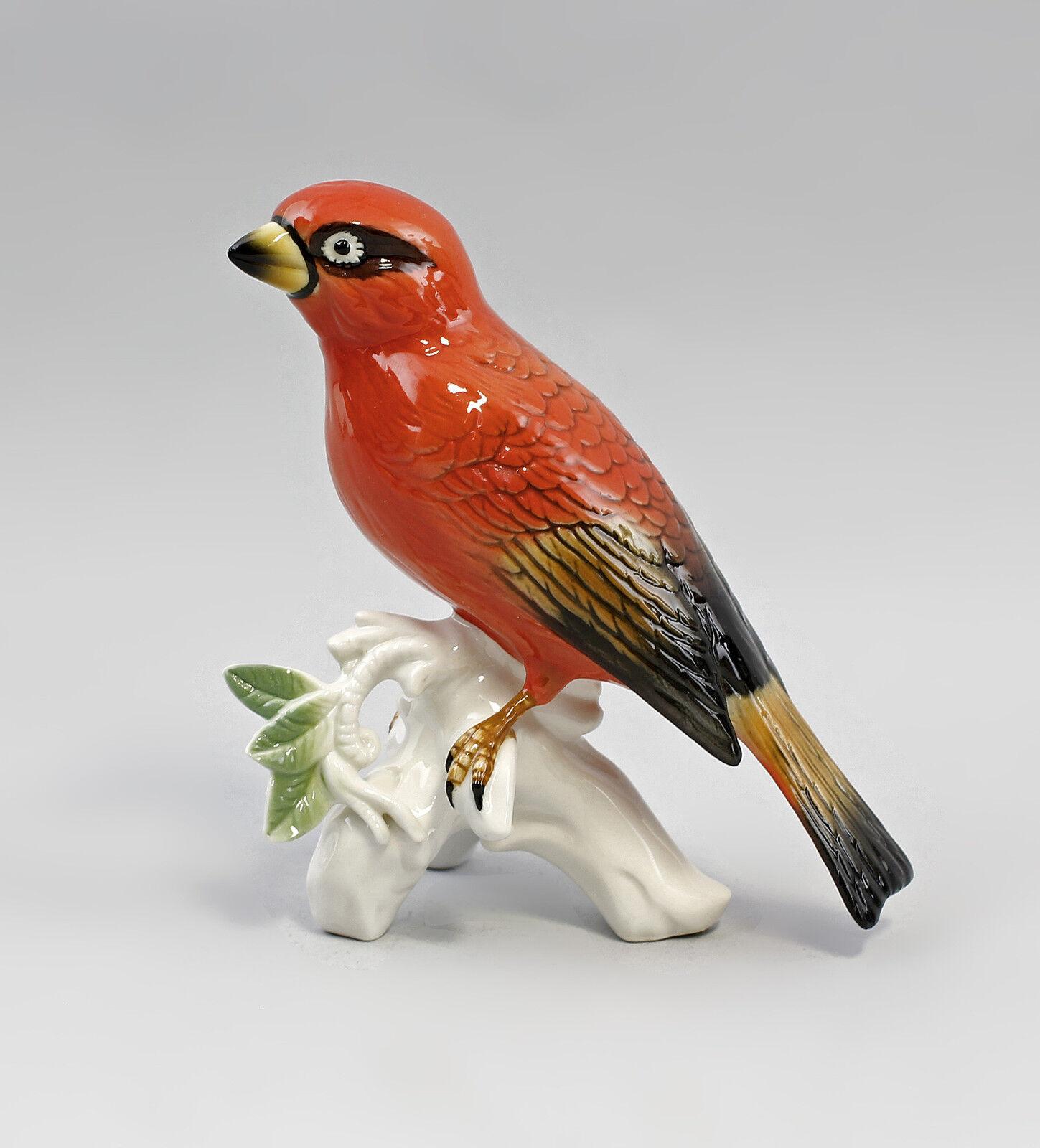 Porcelana figura pájaro Weber pájaro ens 12x13x6cm 9941539