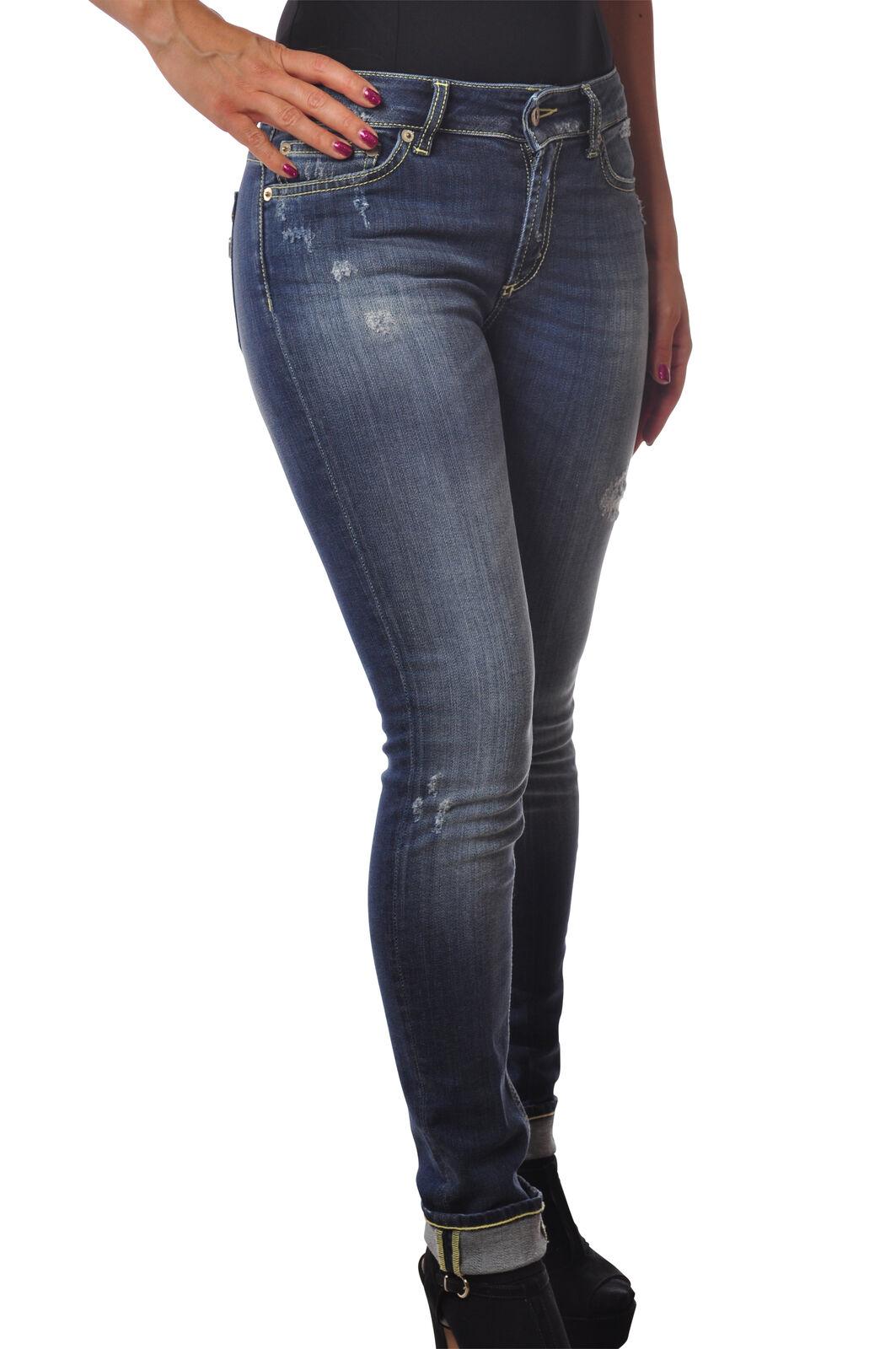 Dondup - Jeans-Pants-slim fit - Woman - Denim - 5357520N183645