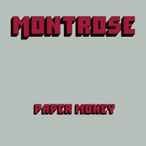 "Resultado de imagen de Montrose Paper Money lp 400 X 400"""
