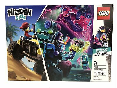 New FREE SHIPPING Jack/'s Beach Buggy 70428 LEGO Hidden Side