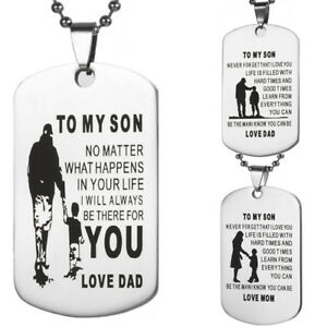 To-My-Son-Stainless-Steel-Dog-Tag-Keychain-Pendant-Necklace-Military-Love-Mom-S