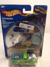 Planet Hot Wheels .Com CD-Rom Cyber Energy Car Super Smooth i
