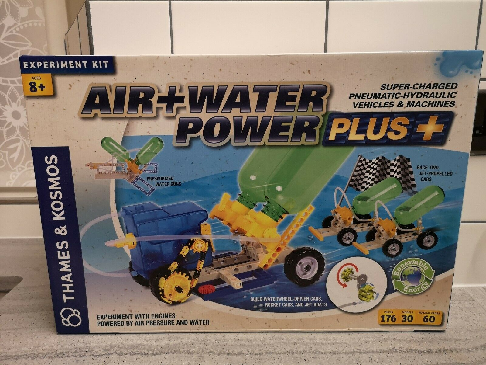 Air and Water Power Plus Kit
