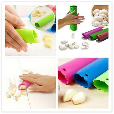 Kitchen Tools For Garlic Peeler Peel Remover Remove Silicone Home Supply New
