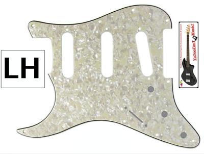 Neu Pickguard Les Paul Gealtert Pearl Weiß 3 Lagen für Alle LP
