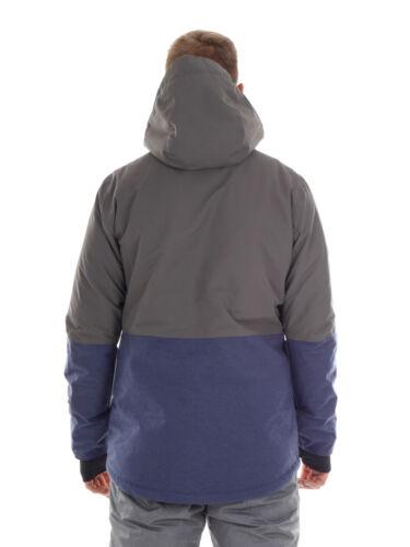 Brunotti mtex snowboardjacke invierno chaqueta verde Maryland aislante
