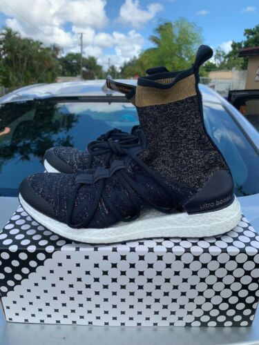 Taglia Ultraboost X Adidas Primeknit Black Stella Mid Mccartney By1834 Gold apUT1cayrw