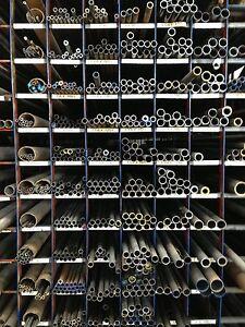 "1-1//8/"" OD x .065 wall x 72/"" DOM Carbon Steel Tube"